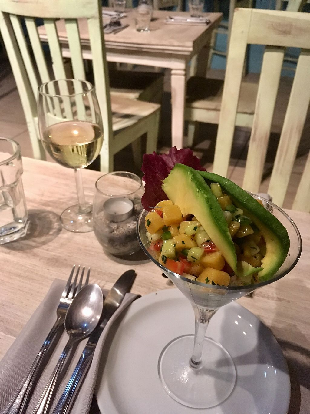 "Photo of Buddha's Garden  by <a href=""/members/profile/Jean-No%C3%ABlWildhaber"">Jean-NoëlWildhaber</a> <br/>Plantain ceviche: amazing! <br/> April 29, 2018  - <a href='/contact/abuse/image/46340/392300'>Report</a>"