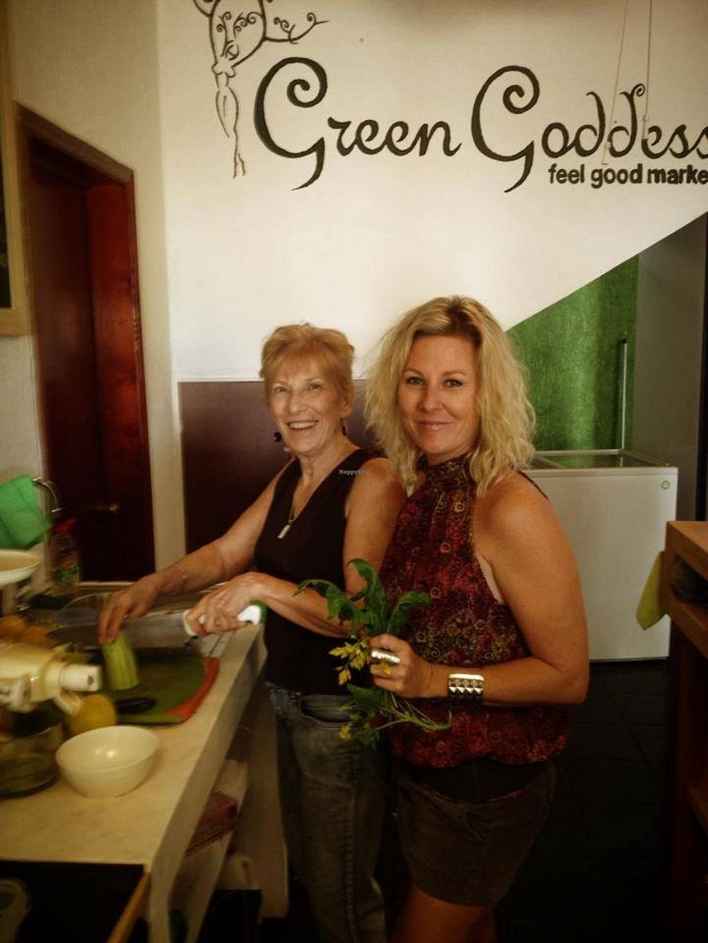 """Photo of CLOSED: Green Goddess Feel Good Market  by <a href=""""/members/profile/JoannaCoonFoxT"""">JoannaCoonFoxT</a> <br/>employee of the month GRAMMA <br/> April 5, 2014  - <a href='/contact/abuse/image/46341/67088'>Report</a>"""