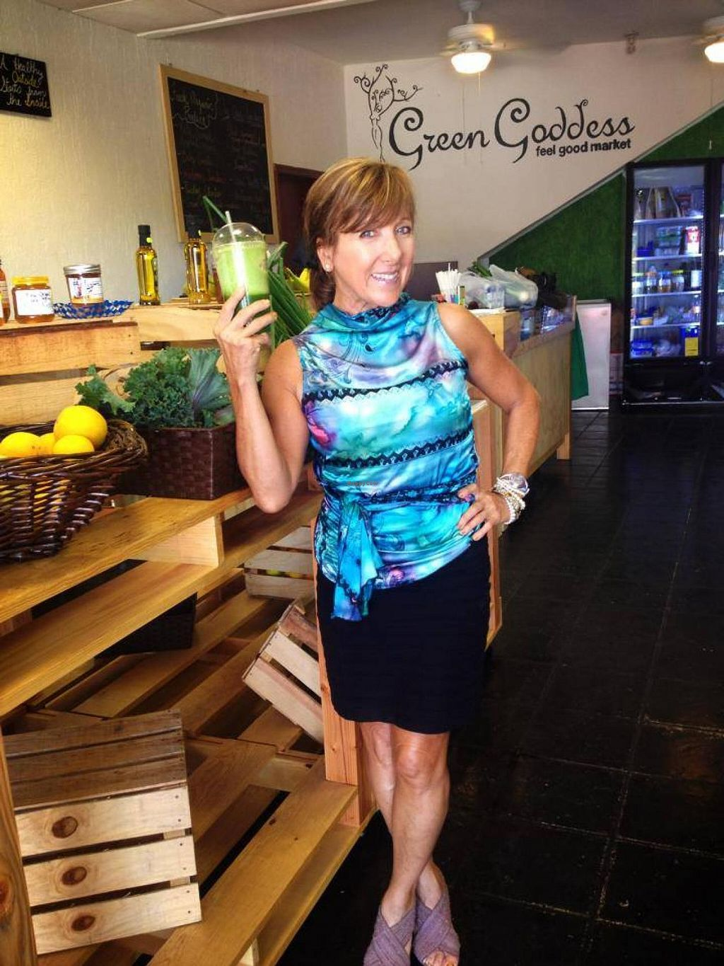 """Photo of CLOSED: Green Goddess Feel Good Market  by <a href=""""/members/profile/JoannaCoonFoxT"""">JoannaCoonFoxT</a> <br/>customer of the week! <br/> April 5, 2014  - <a href='/contact/abuse/image/46341/67090'>Report</a>"""