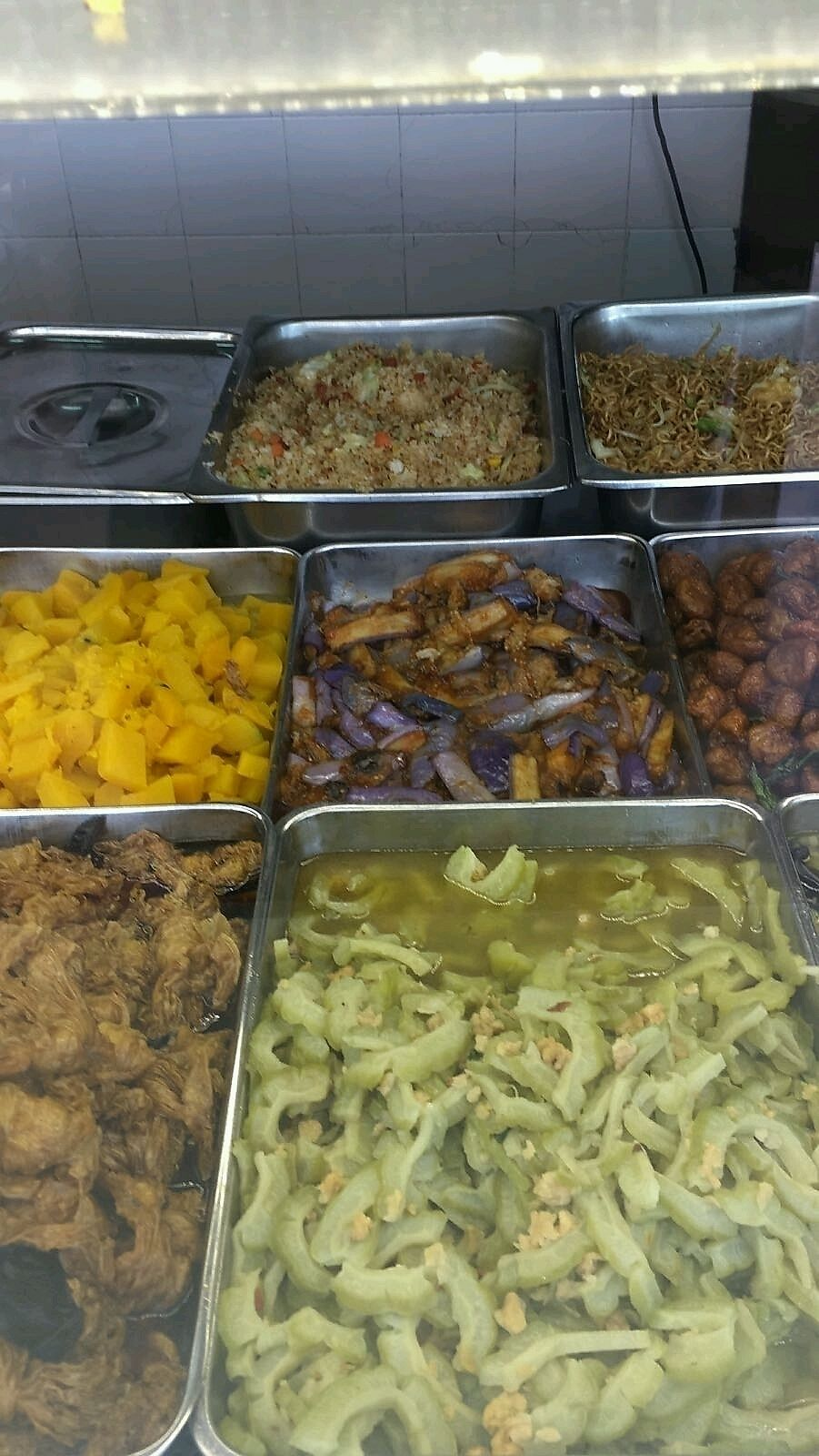 """Photo of Eight Immortals Vegetarian Stall- NTU  by <a href=""""/members/profile/jo-sephine"""">jo-sephine</a> <br/>type of food <br/> March 3, 2018  - <a href='/contact/abuse/image/46351/366092'>Report</a>"""