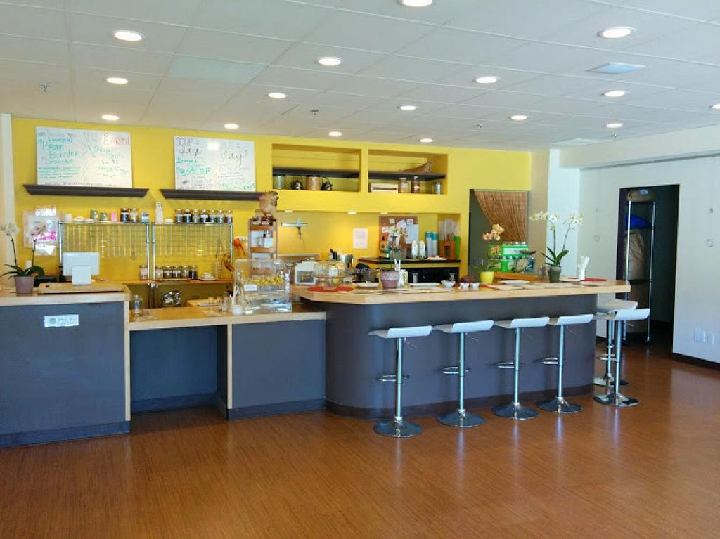 """Photo of New Earth Health Cafe  by <a href=""""/members/profile/promwall"""">promwall</a> <br/>Inside <br/> April 6, 2014  - <a href='/contact/abuse/image/46366/67143'>Report</a>"""