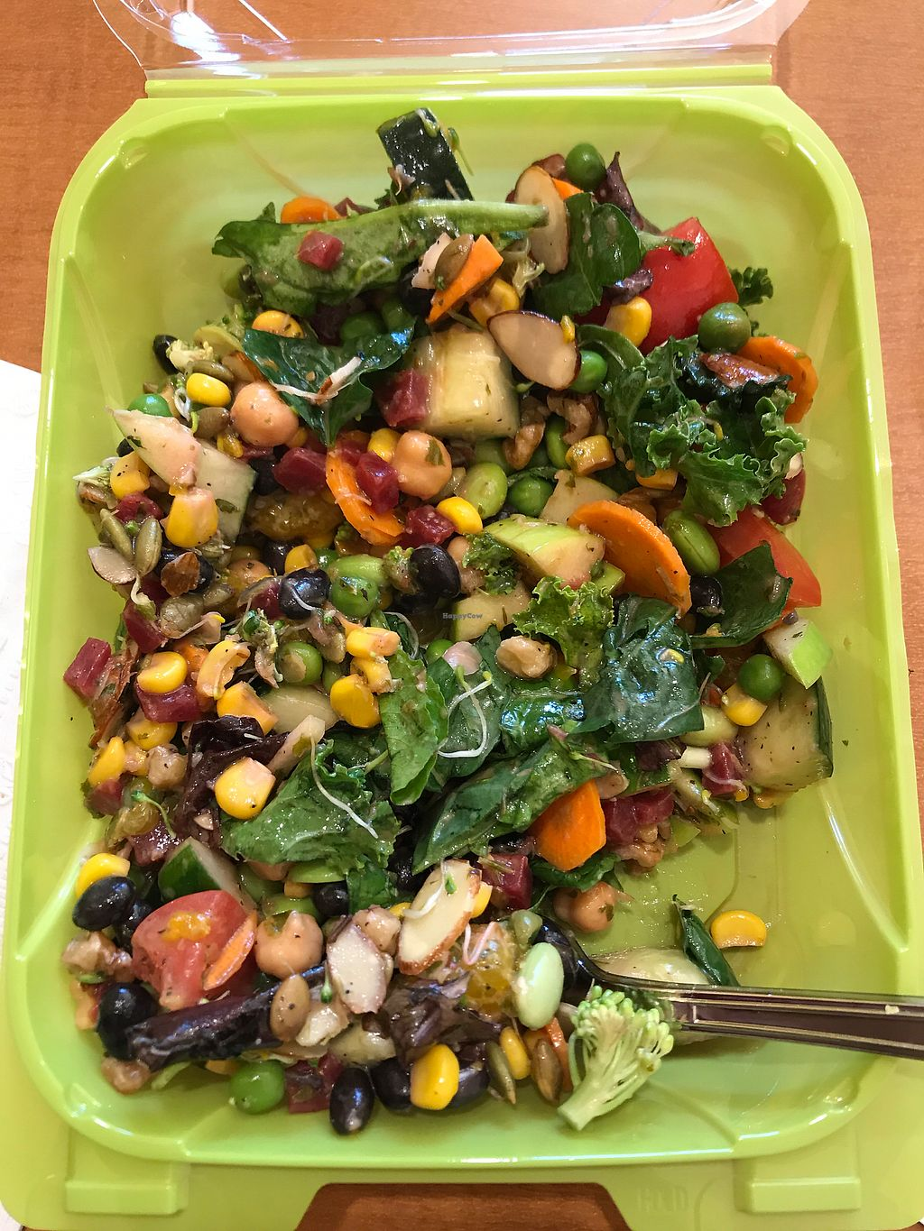 """Photo of Salata - I 10  by <a href=""""/members/profile/jennypark"""">jennypark</a> <br/>yum yum  <br/> August 22, 2017  - <a href='/contact/abuse/image/46382/295926'>Report</a>"""