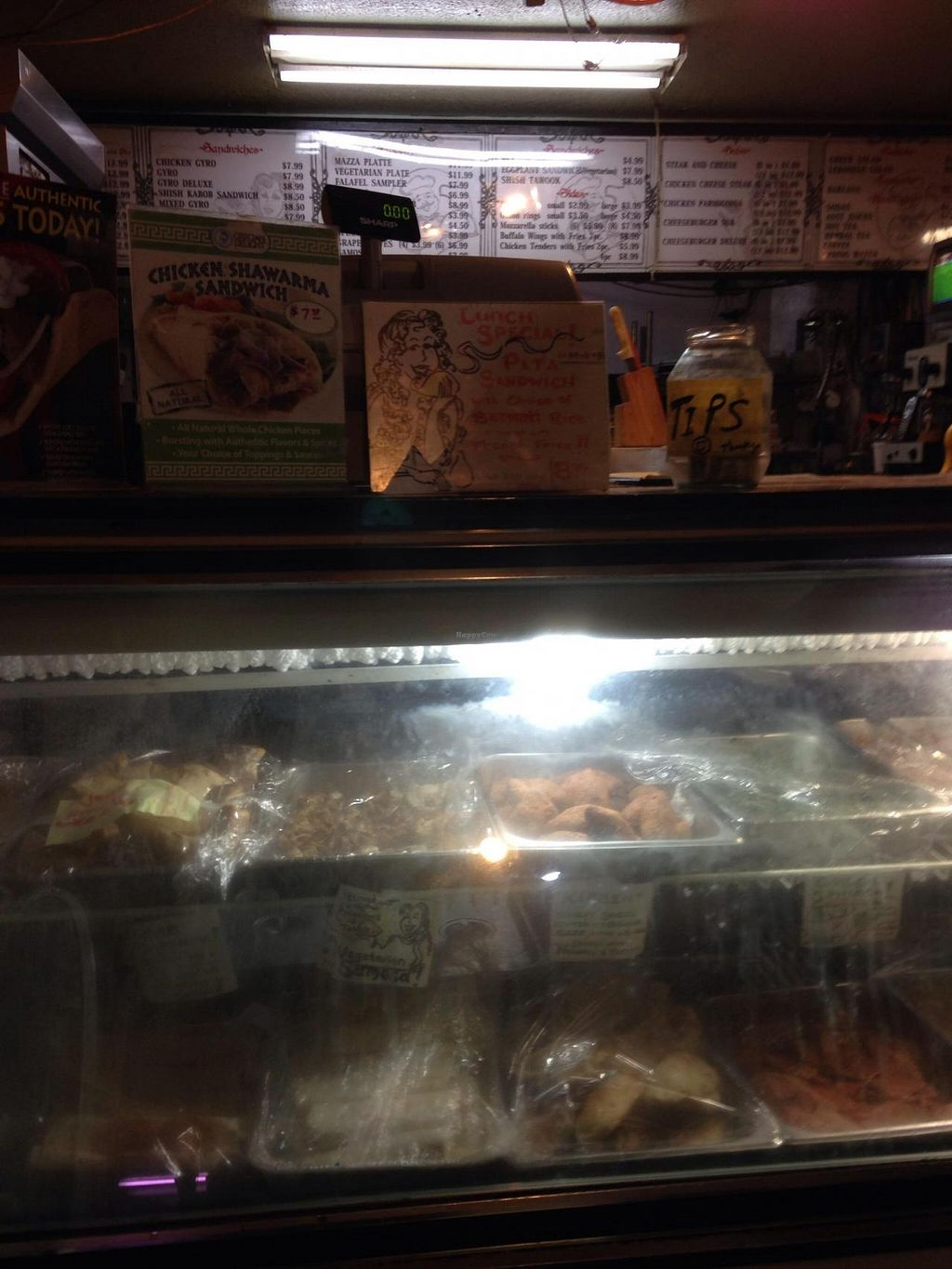 """Photo of D C Cafe  by <a href=""""/members/profile/cookiem"""">cookiem</a> <br/>The case at the register <br/> April 25, 2014  - <a href='/contact/abuse/image/46387/68537'>Report</a>"""
