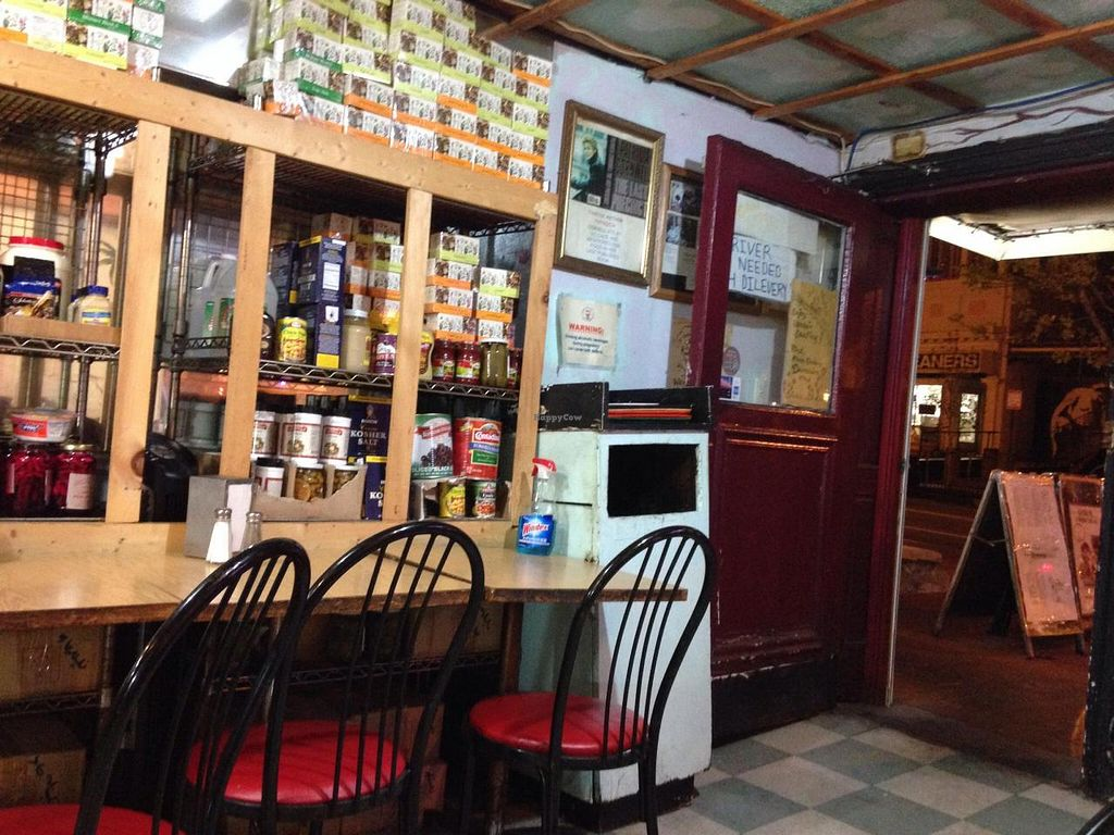 """Photo of D C Cafe  by <a href=""""/members/profile/cookiem"""">cookiem</a> <br/>Seating and pantry staples <br/> April 25, 2014  - <a href='/contact/abuse/image/46387/68539'>Report</a>"""