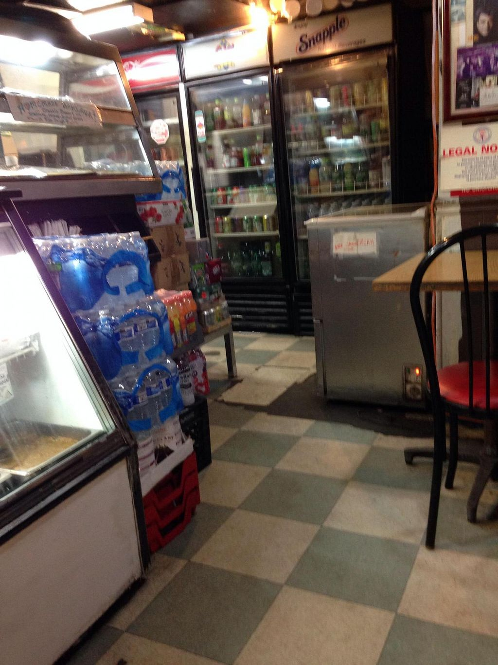 """Photo of D C Cafe  by <a href=""""/members/profile/cookiem"""">cookiem</a> <br/>Beverage cooler <br/> April 25, 2014  - <a href='/contact/abuse/image/46387/68541'>Report</a>"""