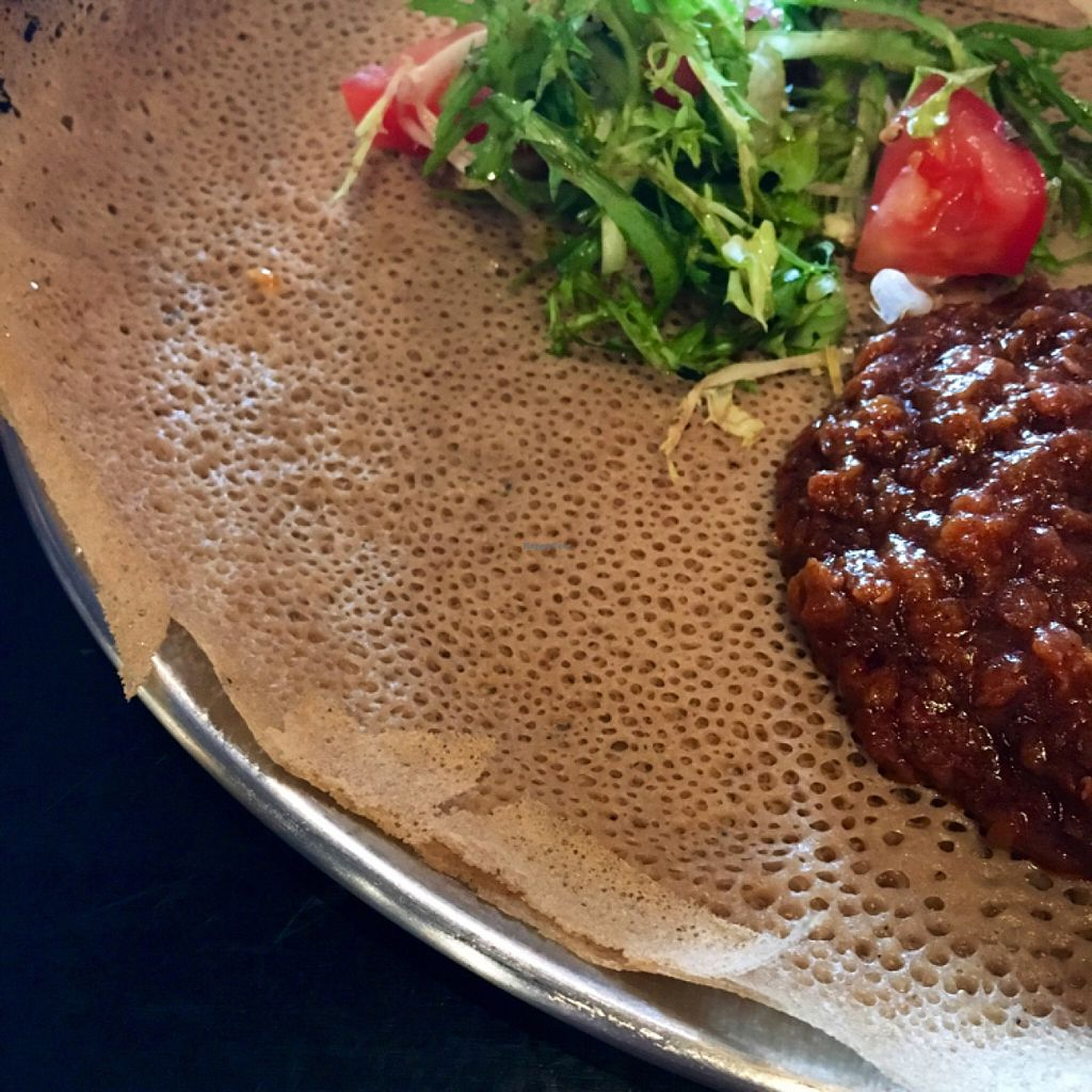 "Photo of Toukoul  by <a href=""/members/profile/LoesOfzo"">LoesOfzo</a> <br/>Ethiopisch teff pancake with lentil <br/> July 24, 2016  - <a href='/contact/abuse/image/46415/162029'>Report</a>"