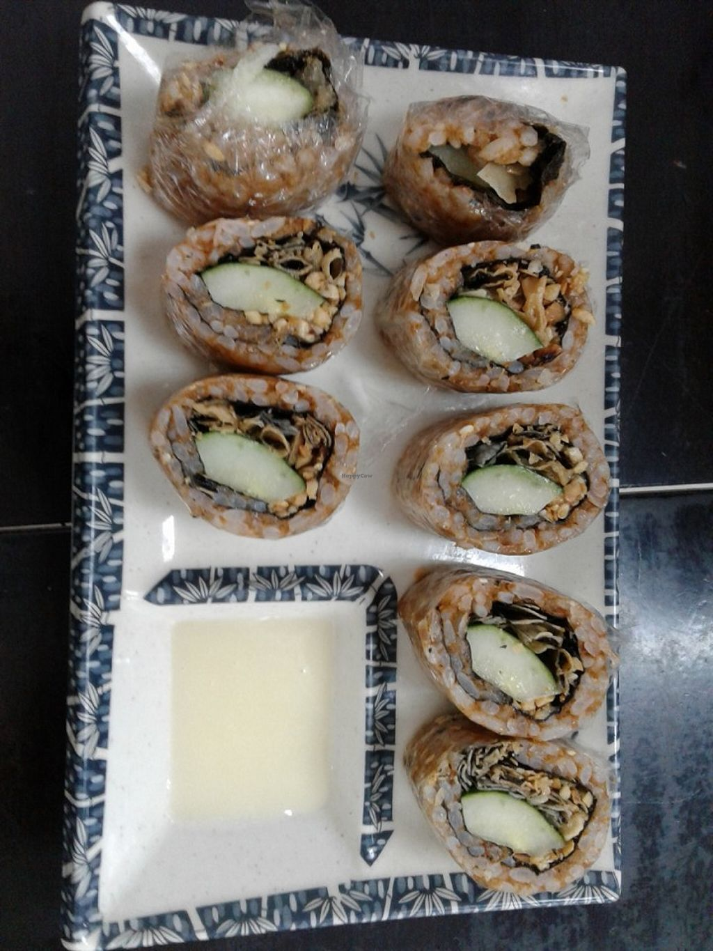 """Photo of Vege Restaurant Tong Hoe    by <a href=""""/members/profile/sfalee"""">sfalee</a> <br/>風味壽司 Local Style Sushi <br/> June 21, 2016  - <a href='/contact/abuse/image/46478/155260'>Report</a>"""