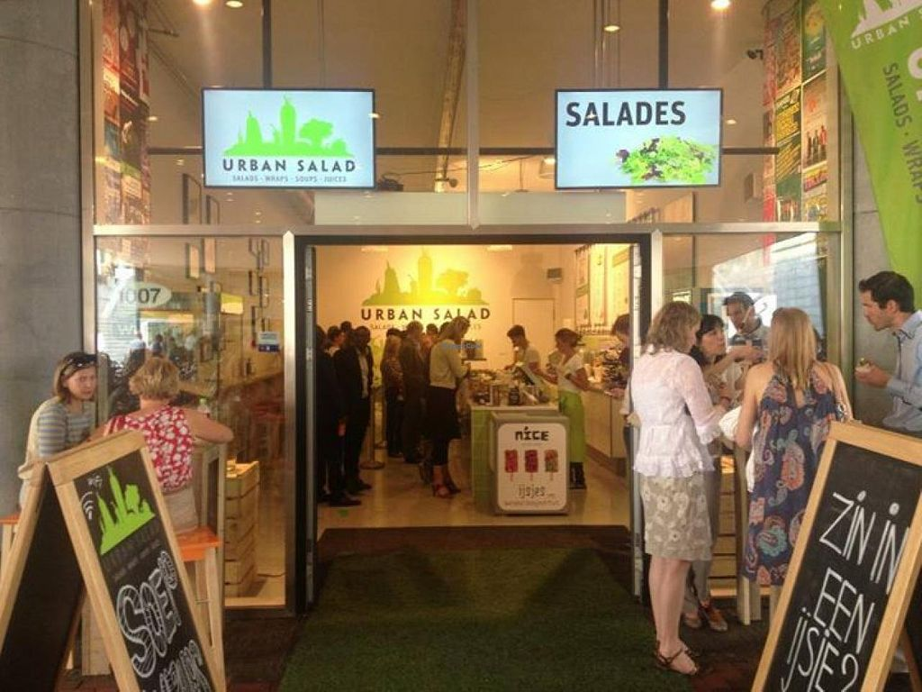 """Photo of Urban Salad  by <a href=""""/members/profile/community"""">community</a> <br/>Urban Salad <br/> April 11, 2014  - <a href='/contact/abuse/image/46482/67402'>Report</a>"""