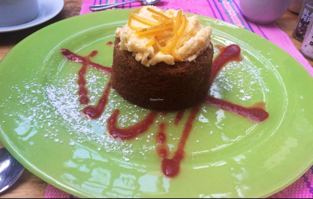 "Photo of The Pudding Shop  by <a href=""/members/profile/Veganoms"">Veganoms</a> <br/>Pineapple Carrot Cake <br/> December 12, 2014  - <a href='/contact/abuse/image/46488/87846'>Report</a>"