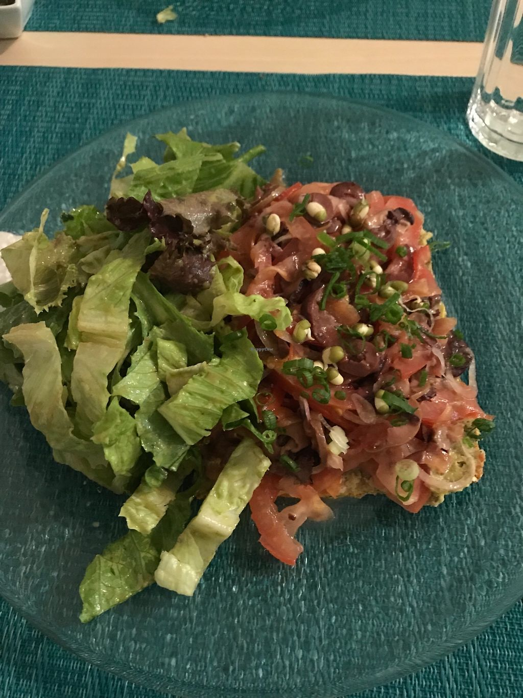 """Photo of Beauty of Sprouts  by <a href=""""/members/profile/BeGreenwithAmy"""">BeGreenwithAmy</a> <br/>Delicious Vegan food oil free upon request.  <br/> December 28, 2017  - <a href='/contact/abuse/image/46509/340078'>Report</a>"""