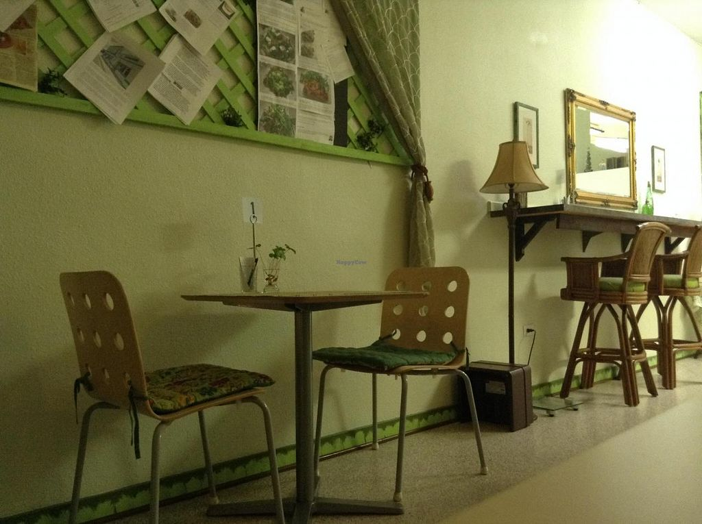 """Photo of Beauty of Sprouts  by <a href=""""/members/profile/Julie%20R"""">Julie R</a> <br/>I loved the inside.  It was clean and cute; it had a lot of charm and character.  It was warm and friendly inside! <br/> November 14, 2014  - <a href='/contact/abuse/image/46509/85605'>Report</a>"""