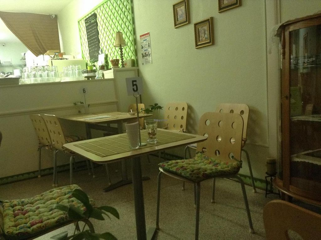 """Photo of Beauty of Sprouts  by <a href=""""/members/profile/Julie%20R"""">Julie R</a> <br/>I loved the inside.  It was clean and cute; it had a lot of charm and character.  It was warm and friendly inside! <br/> November 14, 2014  - <a href='/contact/abuse/image/46509/85606'>Report</a>"""