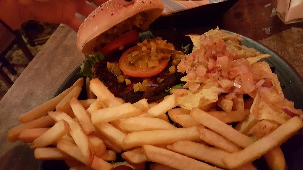 """Photo of Bar Loosister  by <a href=""""/members/profile/NicNewbs"""">NicNewbs</a> <br/>Soulsister burger <br/> February 7, 2018  - <a href='/contact/abuse/image/46524/356086'>Report</a>"""