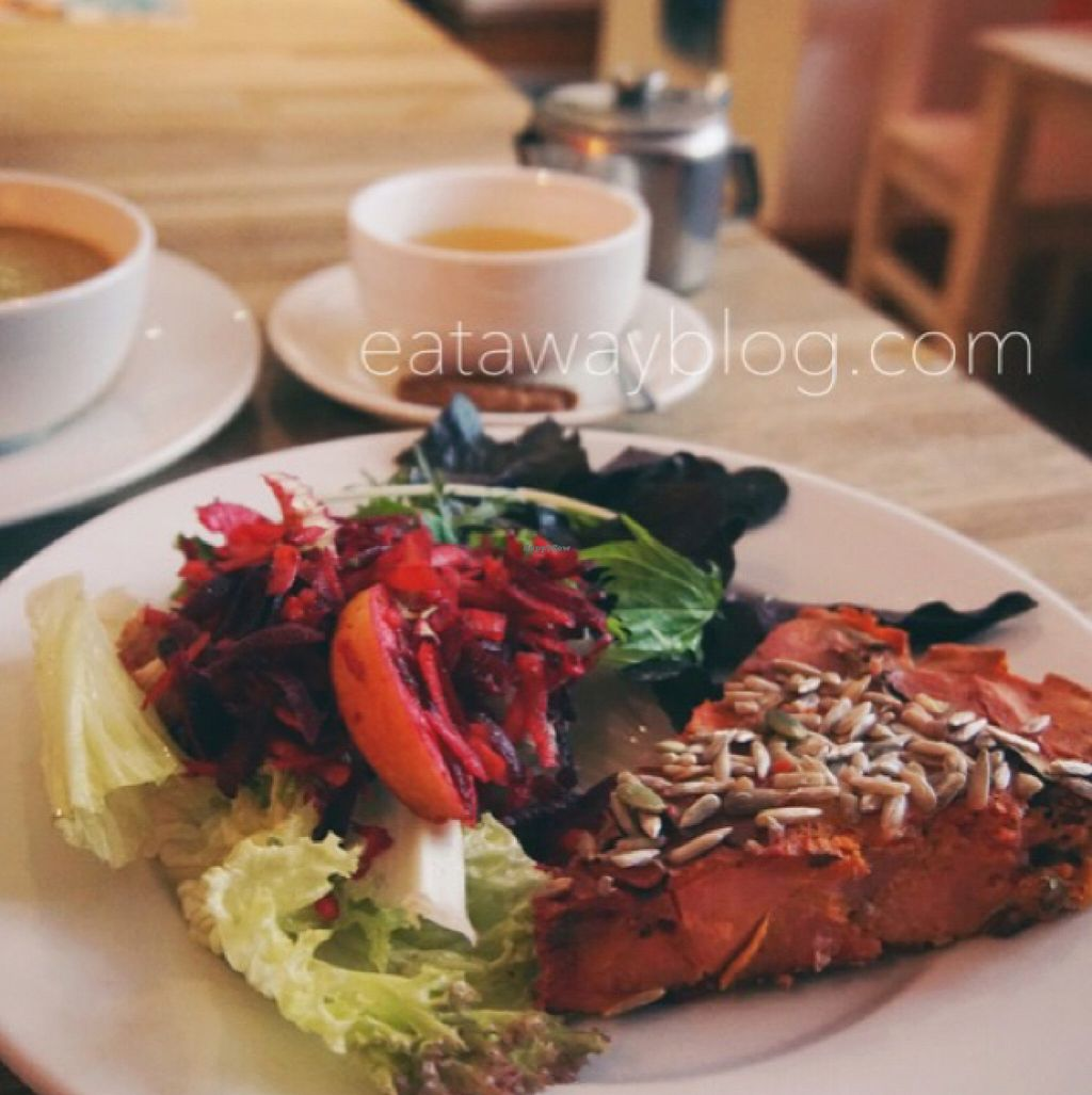 """Photo of Caffi Iechyd Da  by <a href=""""/members/profile/Eat%20Away"""">Eat Away</a> <br/> We have a great video about this restaurant!! <br/> October 7, 2015  - <a href='/contact/abuse/image/46541/120538'>Report</a>"""