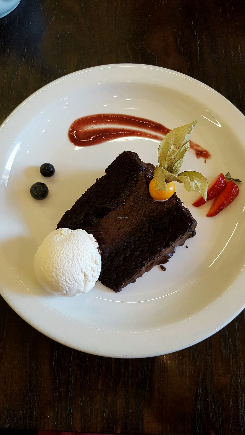 "Photo of 222 Vegan Cuisine  by <a href=""/members/profile/daria81"">daria81</a> <br/>chocolate gateau (best cake i have ever eaten!) <br/> May 17, 2018  - <a href='/contact/abuse/image/4655/401103'>Report</a>"