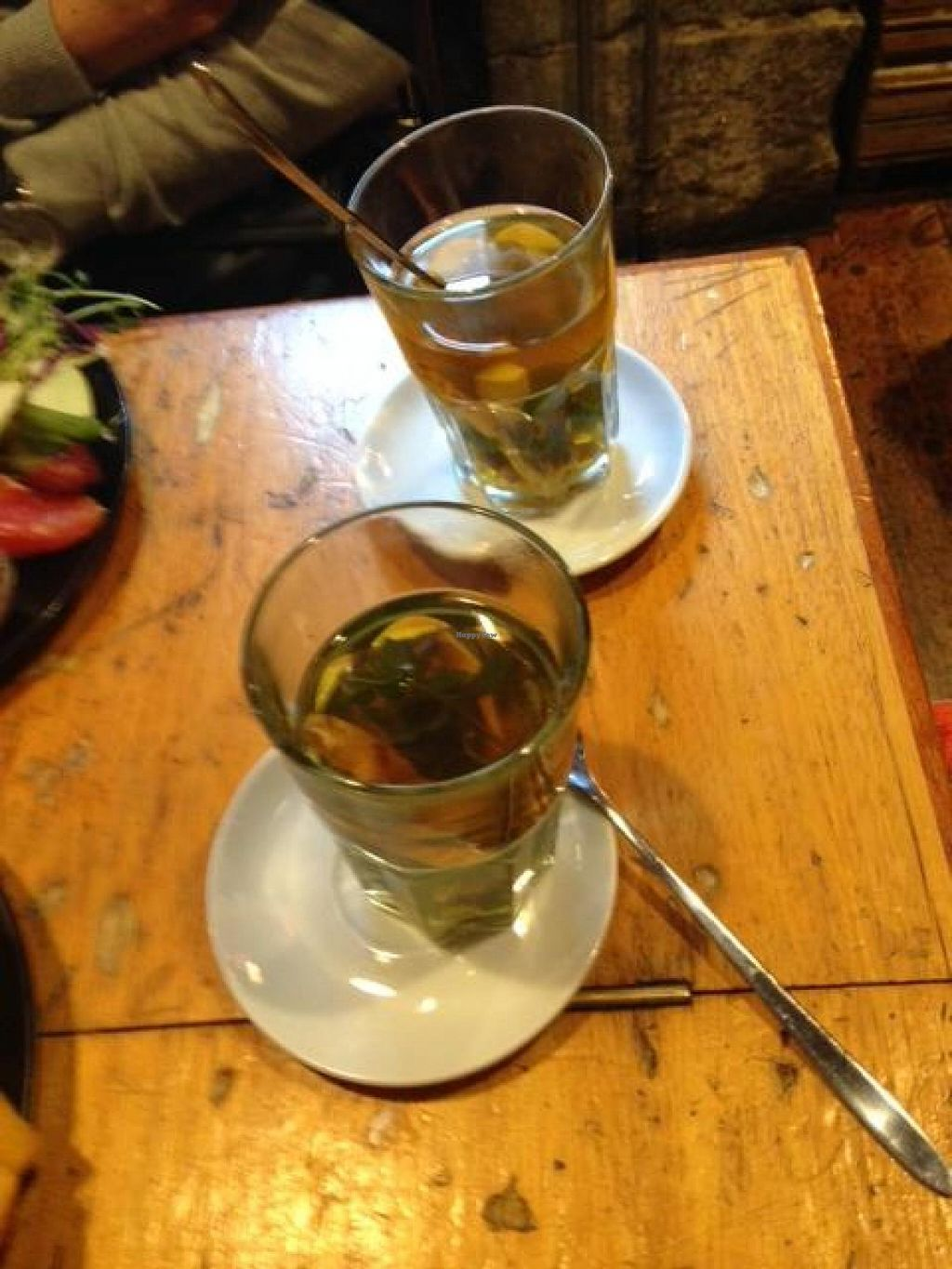 """Photo of Harbo Bar  by <a href=""""/members/profile/Ladan"""">Ladan</a> <br/>Ginger-mint tea <br/> September 13, 2014  - <a href='/contact/abuse/image/46562/79789'>Report</a>"""