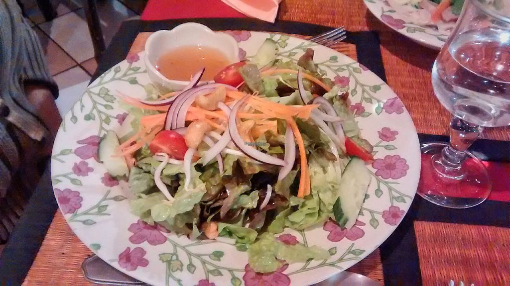 """Photo of Baan Siam  by <a href=""""/members/profile/JonJon"""">JonJon</a> <br/>Salad (starter) <br/> December 2, 2016  - <a href='/contact/abuse/image/46579/196714'>Report</a>"""
