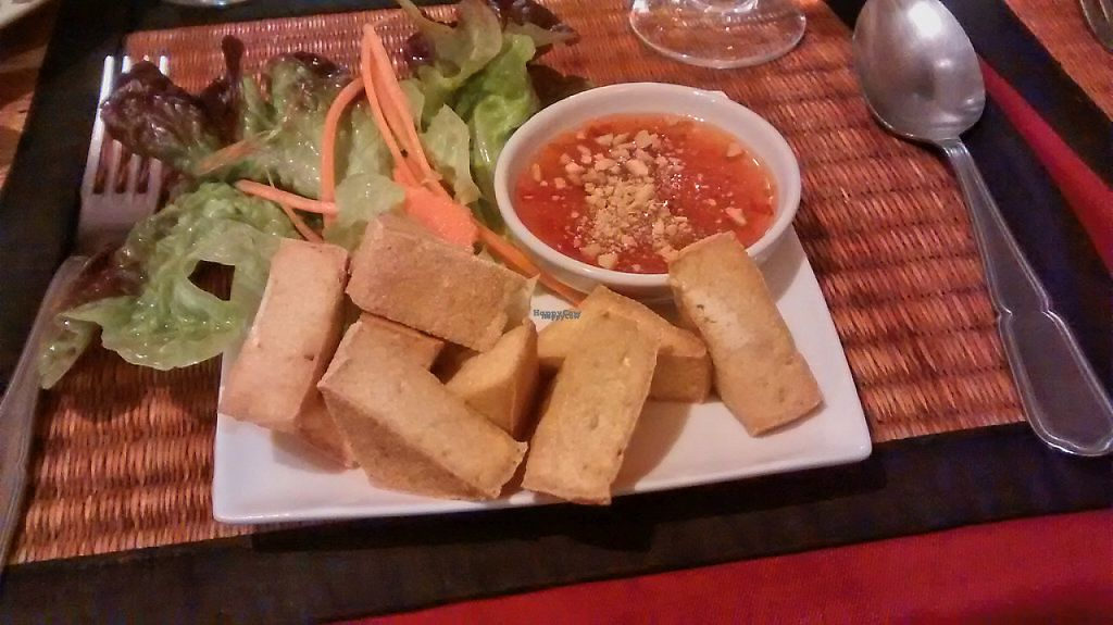"""Photo of Baan Siam  by <a href=""""/members/profile/JonJon"""">JonJon</a> <br/>Fried tofu <br/> December 2, 2016  - <a href='/contact/abuse/image/46579/196715'>Report</a>"""