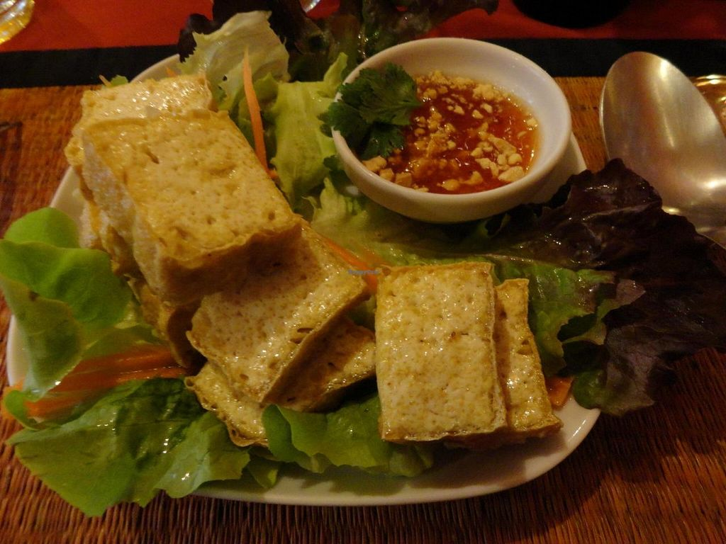 """Photo of Baan Siam  by <a href=""""/members/profile/JonJon"""">JonJon</a> <br/>Fried tofu <br/> August 4, 2014  - <a href='/contact/abuse/image/46579/76030'>Report</a>"""