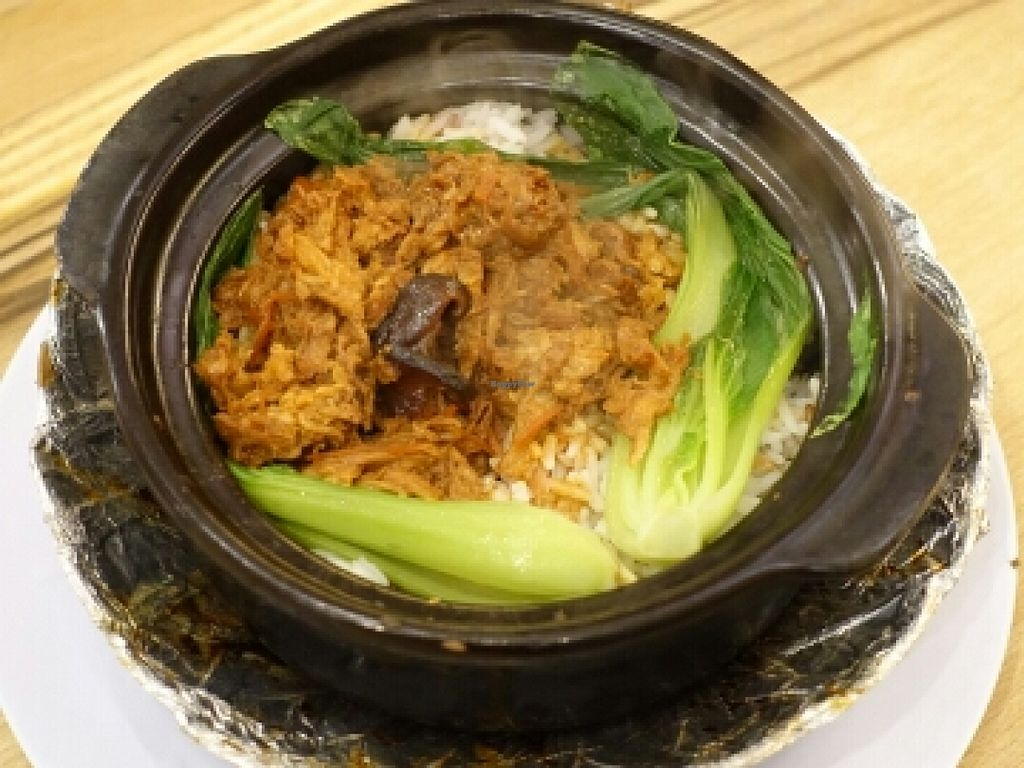 """Photo of Nature Cafe  by <a href=""""/members/profile/JimmySeah"""">JimmySeah</a> <br/>Hong Kong style claypot rice <br/> September 27, 2015  - <a href='/contact/abuse/image/46598/119303'>Report</a>"""