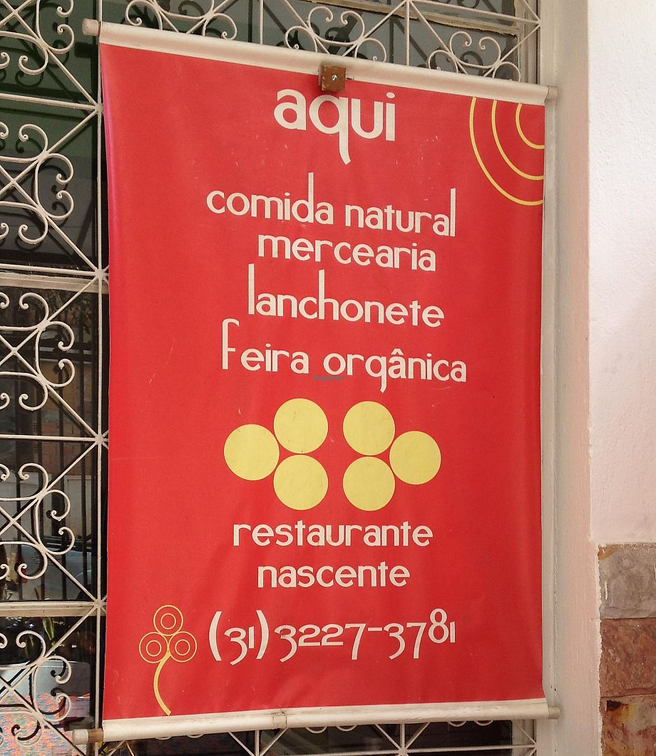 "Photo of Nascente um Gosto de Sol  by <a href=""/members/profile/vegan_ryan"">vegan_ryan</a> <br/>Sign outside <br/> August 1, 2015  - <a href='/contact/abuse/image/46621/289899'>Report</a>"