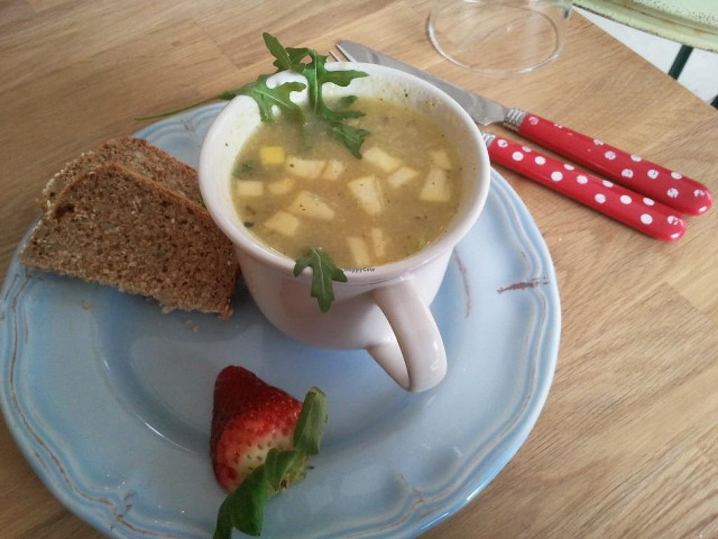 """Photo of Die Zauberei  by <a href=""""/members/profile/Pareidolise"""">Pareidolise</a> <br/>soup, typical nice arranged by Susi  <br/> March 23, 2015  - <a href='/contact/abuse/image/46632/96767'>Report</a>"""