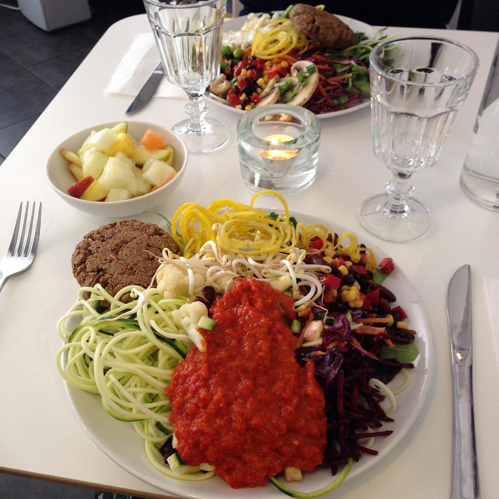 "Photo of CLOSED: Raw Food Cafe  by <a href=""/members/profile/anderssonfelice"">anderssonfelice</a> <br/>Buffé <br/> December 30, 2014  - <a href='/contact/abuse/image/46658/88996'>Report</a>"