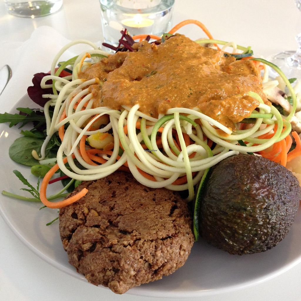"Photo of CLOSED: Raw Food Cafe  by <a href=""/members/profile/anderssonfelice"">anderssonfelice</a> <br/>Buffé <br/> December 30, 2014  - <a href='/contact/abuse/image/46658/88997'>Report</a>"