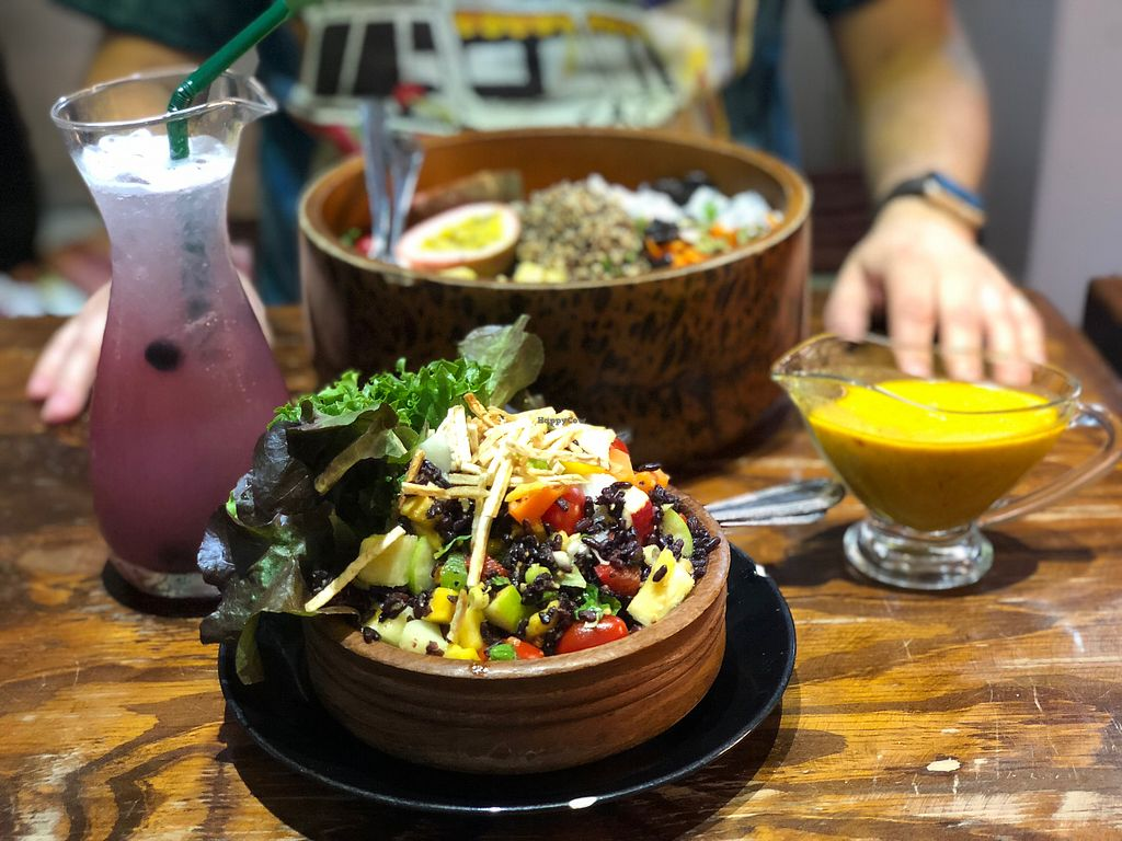 """Photo of Mango  by <a href=""""/members/profile/MagnusDanielson"""">MagnusDanielson</a> <br/>Black Rice salad <br/> February 14, 2018  - <a href='/contact/abuse/image/46661/359197'>Report</a>"""