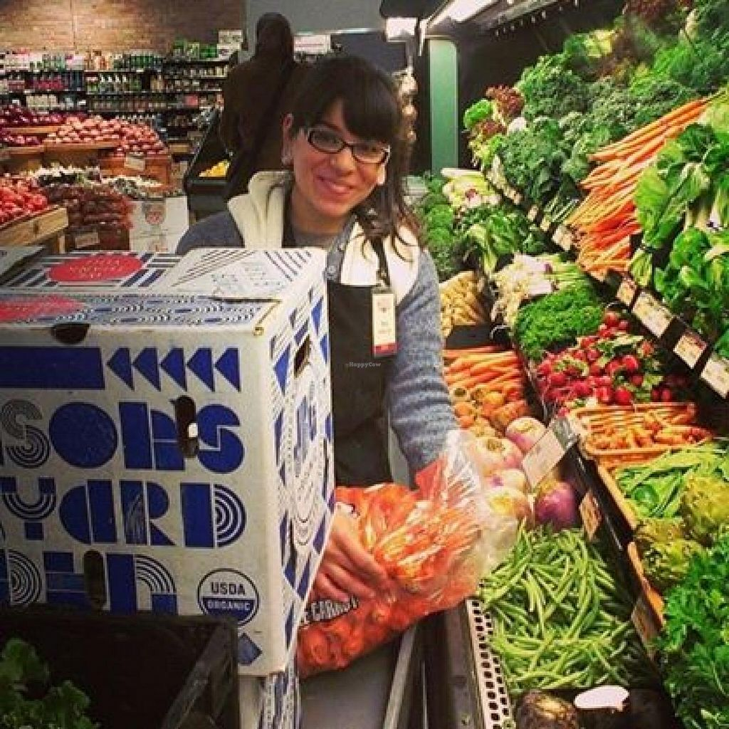 """Photo of Wheatsville Food Co-op - South Austin  by <a href=""""/members/profile/community"""">community</a> <br/>Wheatsville Food Co-Op <br/> April 20, 2014  - <a href='/contact/abuse/image/46680/68127'>Report</a>"""