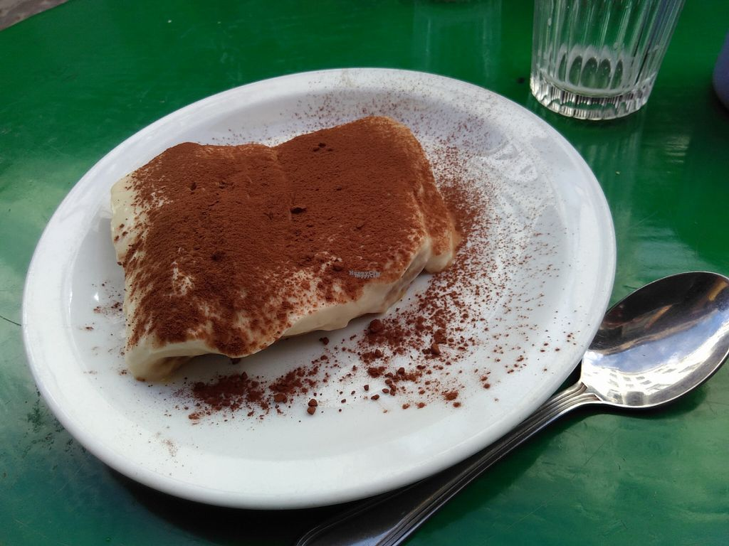 """Photo of Het Warm Water  by <a href=""""/members/profile/Mu"""">Mu</a> <br/>vegan speculoos tiramisu <br/> September 19, 2016  - <a href='/contact/abuse/image/46692/176775'>Report</a>"""