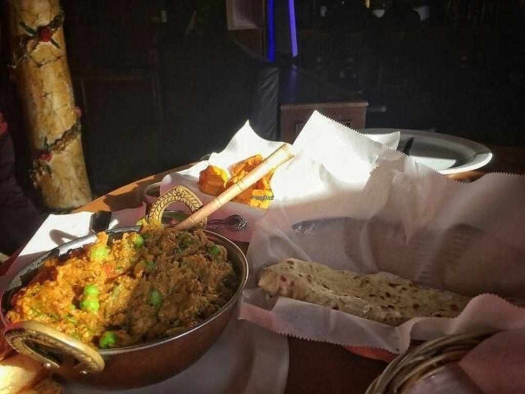 "Photo of Kennedy's Irish Pub and Indian Curry House  by <a href=""/members/profile/Gubadub"">Gubadub</a> <br/>Bangain Baratha and chickpea flour-coated tofu <br/> January 8, 2017  - <a href='/contact/abuse/image/46694/209760'>Report</a>"