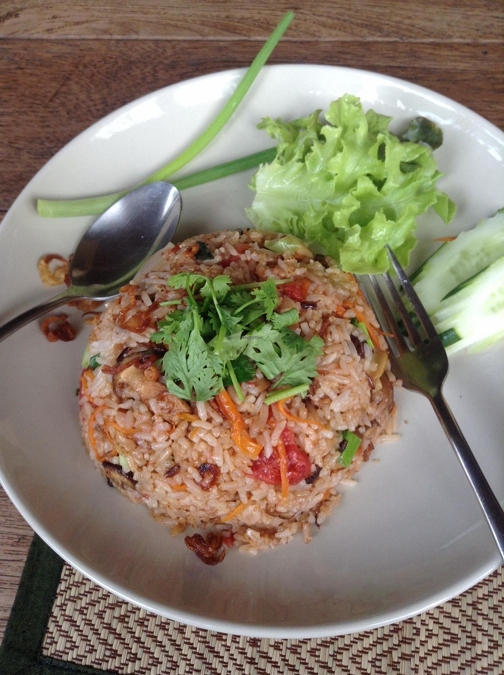 """Photo of Green Tiger House  by <a href=""""/members/profile/YozzyOti"""">YozzyOti</a> <br/>fried rice <br/> September 18, 2015  - <a href='/contact/abuse/image/46701/118249'>Report</a>"""