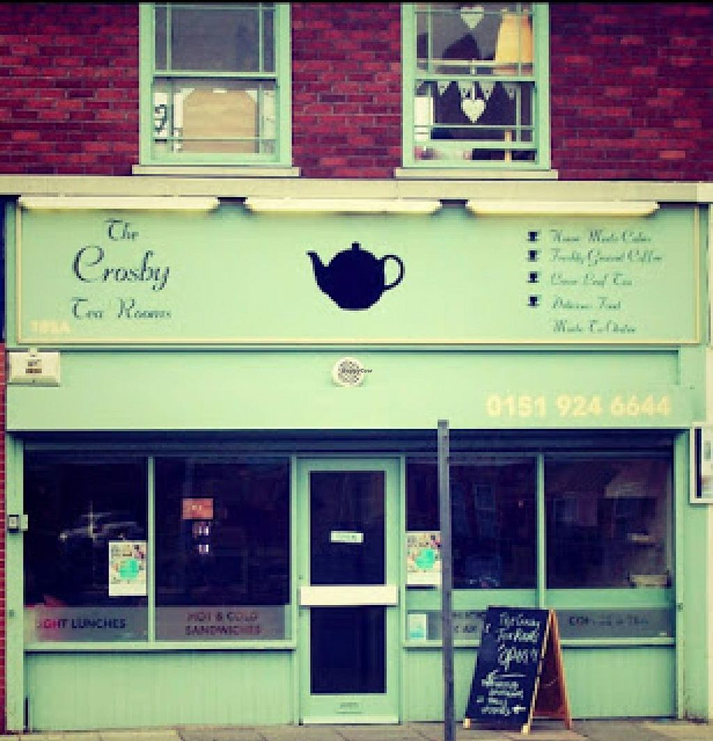 """Photo of The Crosby Tea Rooms  by <a href=""""/members/profile/community"""">community</a> <br/>The Crosby Tea Rooms <br/> April 27, 2014  - <a href='/contact/abuse/image/46709/68796'>Report</a>"""
