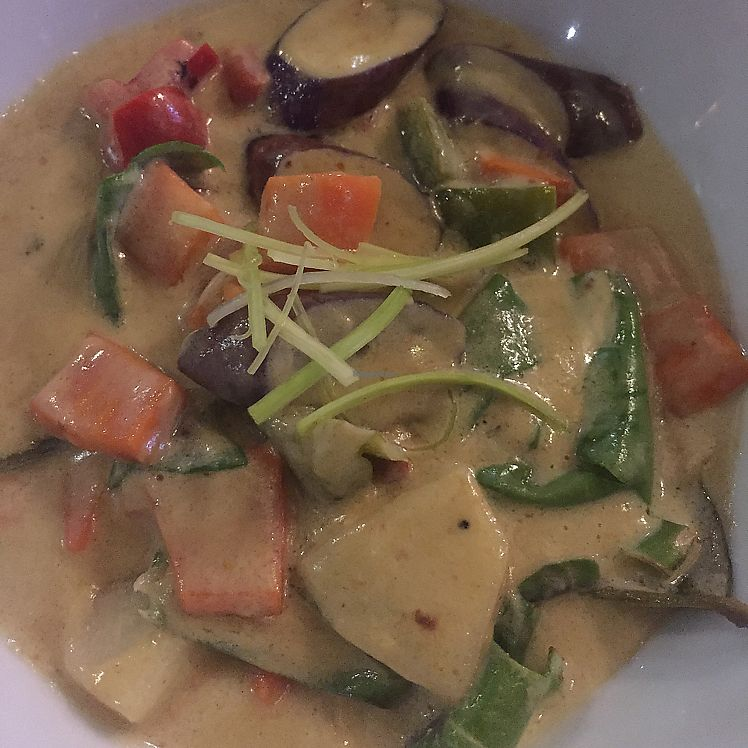 "Photo of Fusion  by <a href=""/members/profile/Shemille"">Shemille</a> <br/>Thai green curry  <br/> July 8, 2017  - <a href='/contact/abuse/image/46726/277828'>Report</a>"