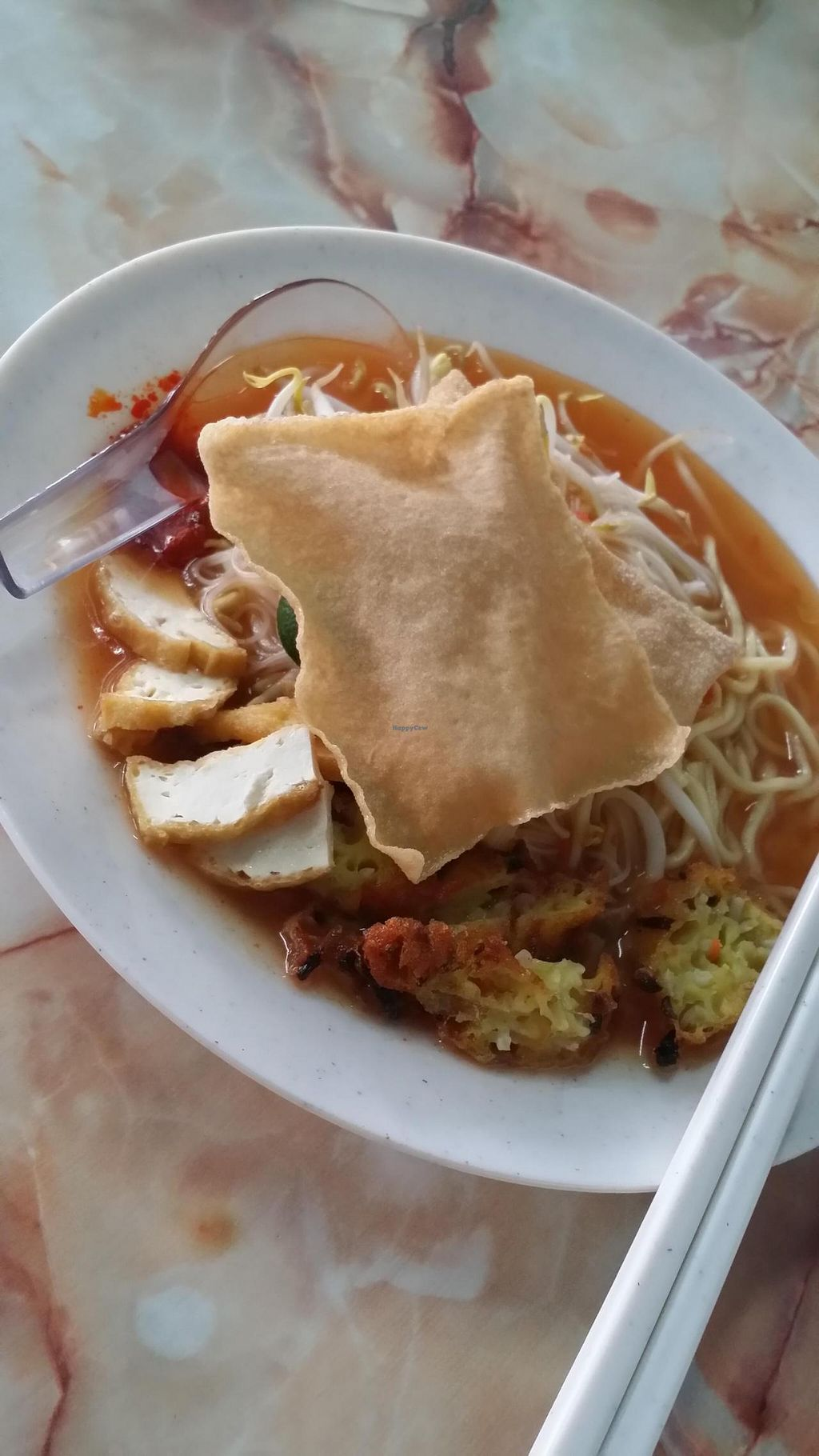 """Photo of CLOSED: Guek Cheng Vegetarian  by <a href=""""/members/profile/walter007"""">walter007</a> <br/>Jawa Mee <br/> April 22, 2014  - <a href='/contact/abuse/image/46738/68336'>Report</a>"""