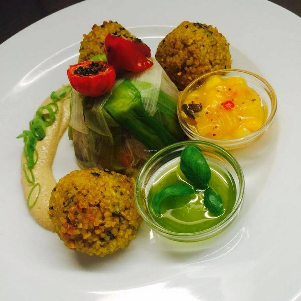 "Photo of L Amar  by <a href=""/members/profile/lamar1"">lamar1</a> <br/>every evening and every lunch we offer also vegan dishes <br/> May 9, 2014  - <a href='/contact/abuse/image/46741/69676'>Report</a>"