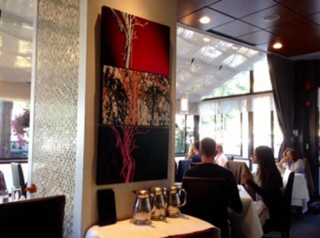 "Photo of Equinox Restaurant  by <a href=""/members/profile/happycowgirl"">happycowgirl</a> <br/>interior <br/> October 26, 2014  - <a href='/contact/abuse/image/46752/84009'>Report</a>"