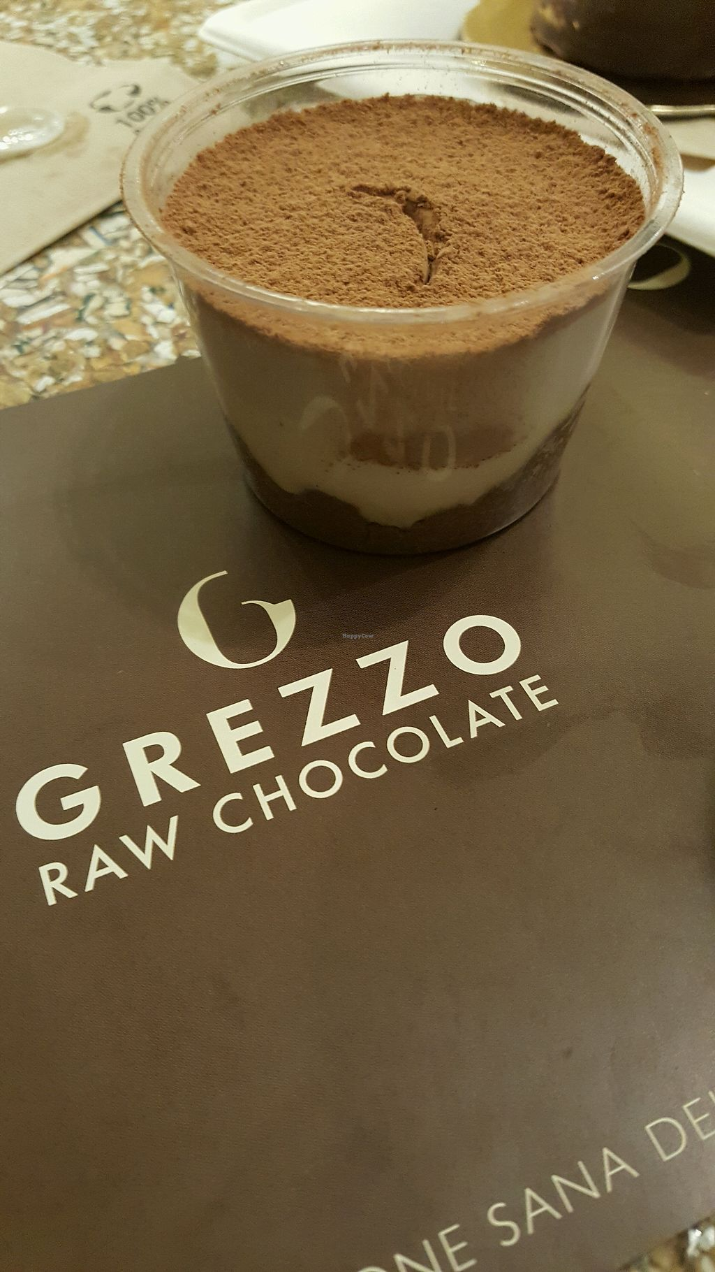 "Photo of Grezzo Raw Chocolate  by <a href=""/members/profile/Athina"">Athina</a> <br/>raw tiramisu <br/> March 11, 2018  - <a href='/contact/abuse/image/46755/369208'>Report</a>"