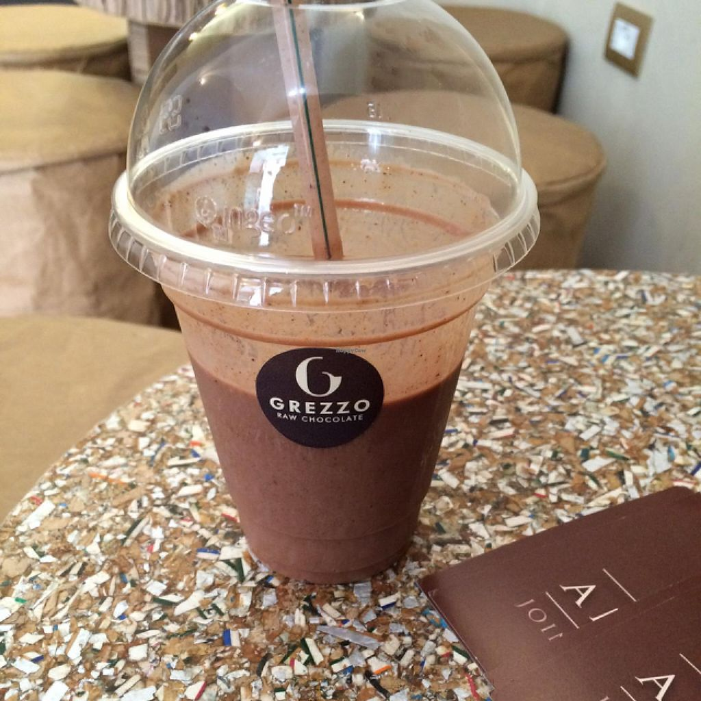 "Photo of Grezzo Raw Chocolate  by <a href=""/members/profile/SamiRidgeback"">SamiRidgeback</a> <br/>Raw Chocolate Maca Almond Milk  <br/> April 12, 2015  - <a href='/contact/abuse/image/46755/98709'>Report</a>"
