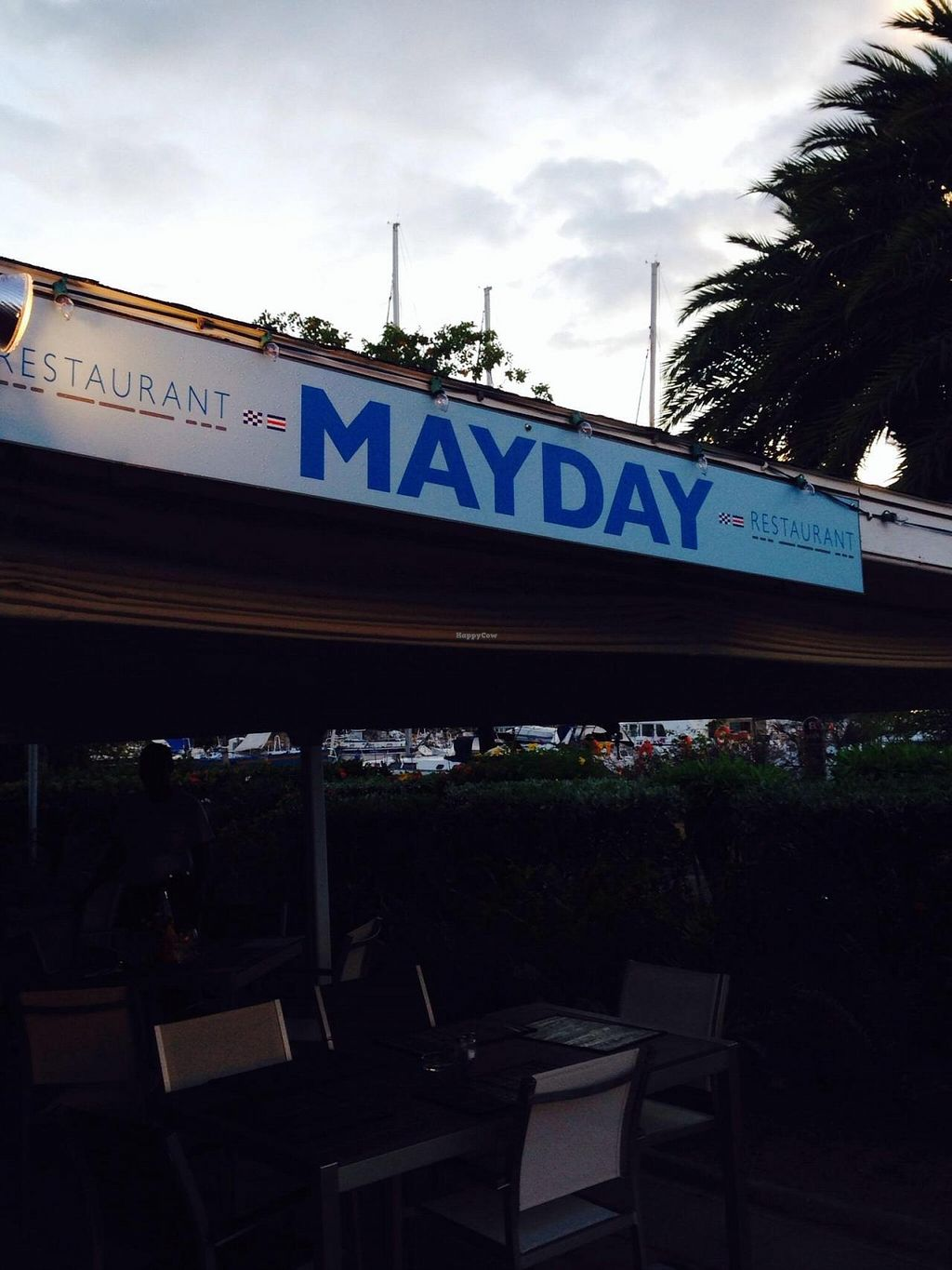 """Photo of Mayday  by <a href=""""/members/profile/cnclewis"""">cnclewis</a> <br/>Mayday Restaurant at Jolly Harbour Marina, Antigua <br/> April 28, 2014  - <a href='/contact/abuse/image/46810/68841'>Report</a>"""