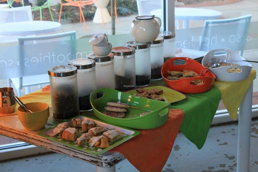 """Photo of O-Cha Tea Bar  by <a href=""""/members/profile/community"""">community</a> <br/>Taste test <br/> June 20, 2014  - <a href='/contact/abuse/image/46828/72395'>Report</a>"""