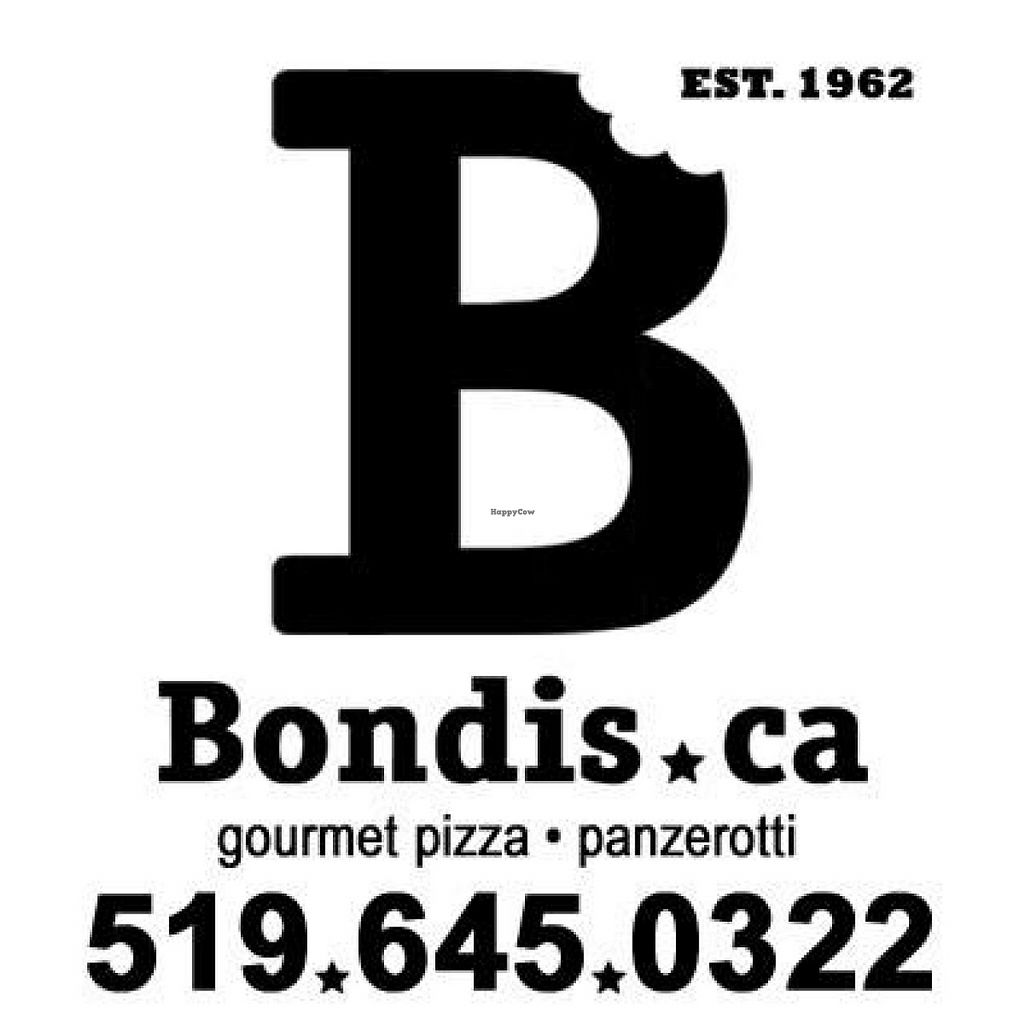 """Photo of Bondi's Pizza  by <a href=""""/members/profile/community"""">community</a> <br/>Bondi's Pizza <br/> April 27, 2014  - <a href='/contact/abuse/image/46867/68785'>Report</a>"""