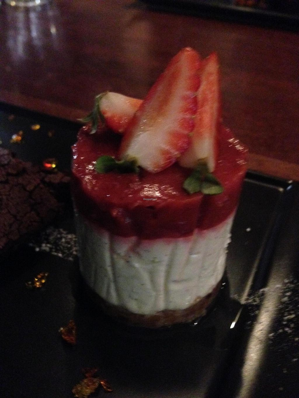 "Photo of Vivo Bar and Grill  by <a href=""/members/profile/chantea"">chantea</a> <br/>Coconut strawberry cheesecake <br/> April 28, 2014  - <a href='/contact/abuse/image/46873/68807'>Report</a>"
