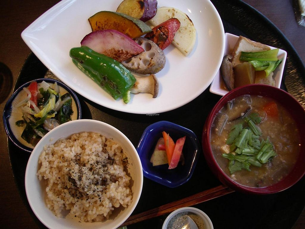 """Photo of Komenoko  by <a href=""""/members/profile/Ricardo"""">Ricardo</a> <br/>Lunch set <br/> April 28, 2014  - <a href='/contact/abuse/image/46924/68906'>Report</a>"""