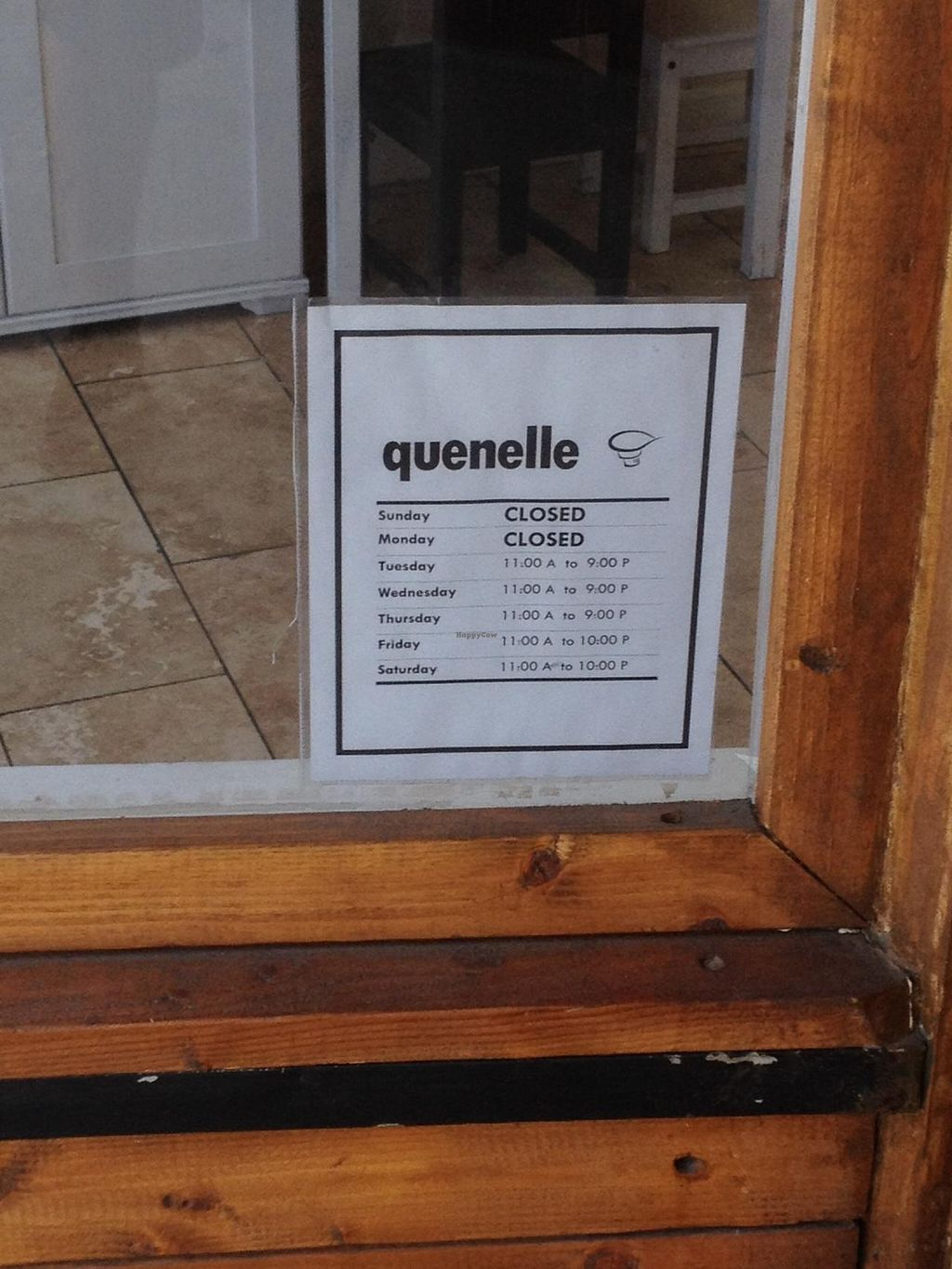"Photo of Quenelle  by <a href=""/members/profile/saku"">saku</a> <br/>Hours <br/> July 24, 2015  - <a href='/contact/abuse/image/46961/110709'>Report</a>"