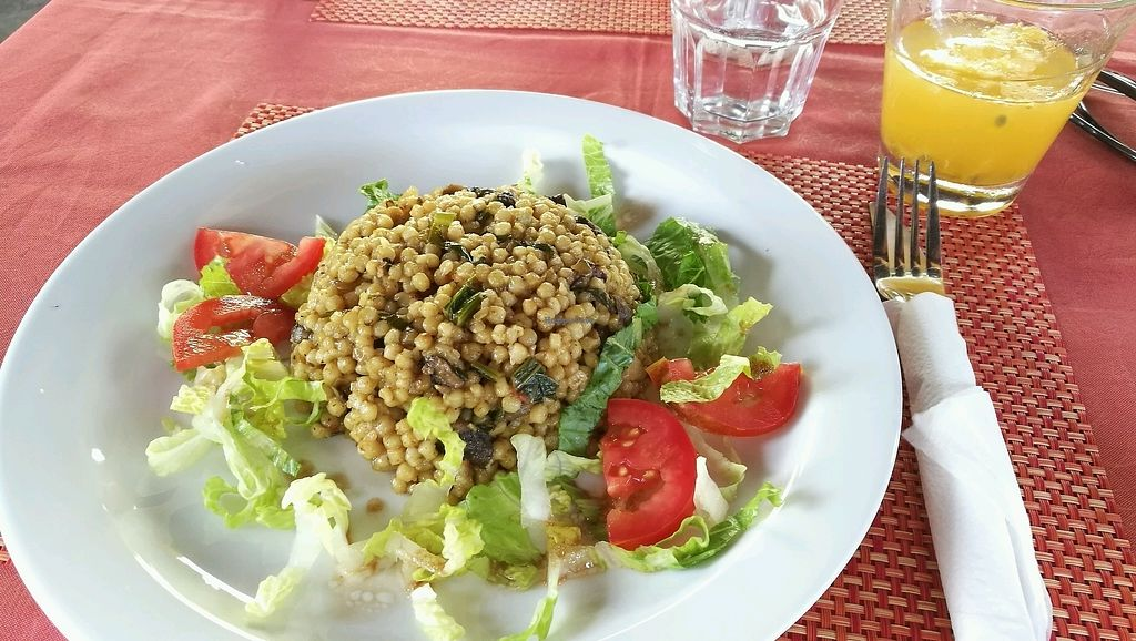 "Photo of GoGreen  by <a href=""/members/profile/beat"">beat</a> <br/>Amazing couscous! 5 stars..  <br/> January 11, 2018  - <a href='/contact/abuse/image/46994/345552'>Report</a>"