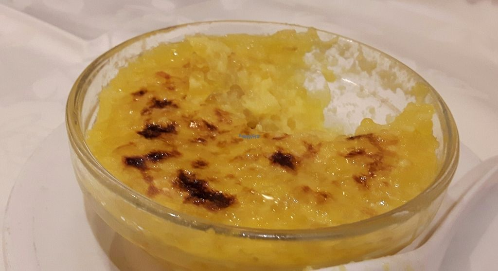 "Photo of Graceful Vegetarian  by <a href=""/members/profile/Veghead100"">Veghead100</a> <br/>Baked tapioca <br/> September 11, 2016  - <a href='/contact/abuse/image/4699/174992'>Report</a>"