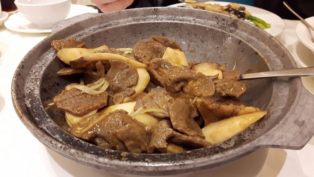 "Photo of Graceful Vegetarian  by <a href=""/members/profile/Veghead100"">Veghead100</a> <br/>Mok beef with king mushrooms <br/> September 11, 2016  - <a href='/contact/abuse/image/4699/174994'>Report</a>"