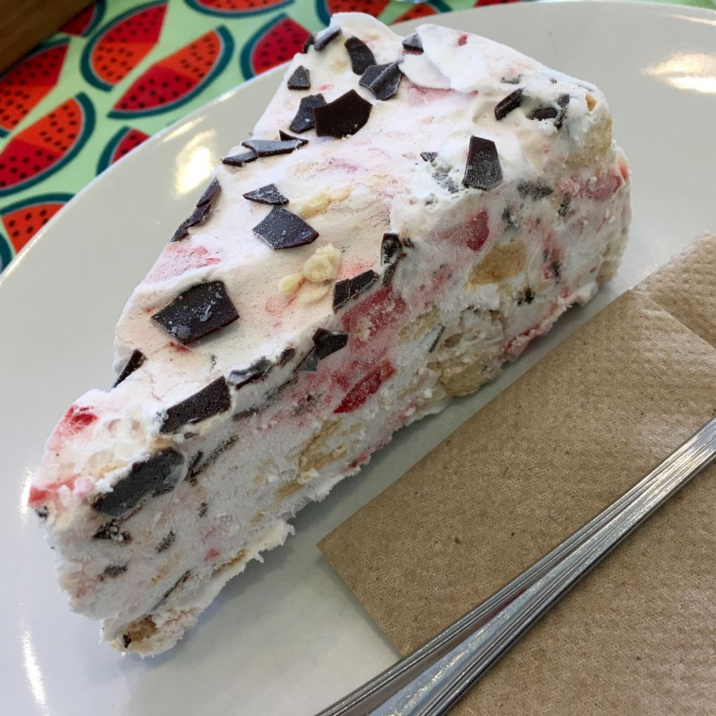 """Photo of Carrot Cake  by <a href=""""/members/profile/marky_mark"""">marky_mark</a> <br/>icevegan  cream cake <br/> July 10, 2016  - <a href='/contact/abuse/image/47025/158949'>Report</a>"""